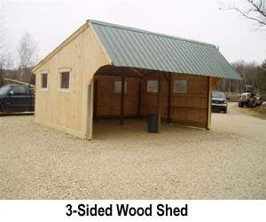 1000 images about projects to try on pinterest fire for Three sided shed plans